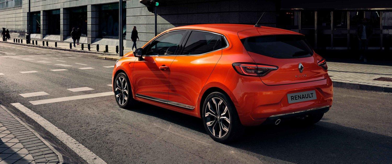 Renault Clio bild