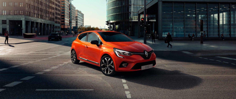 Nya Renault Clio bild