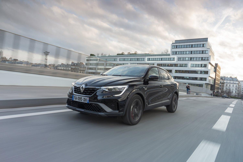 Renault Arkana kommer till Sverige bild