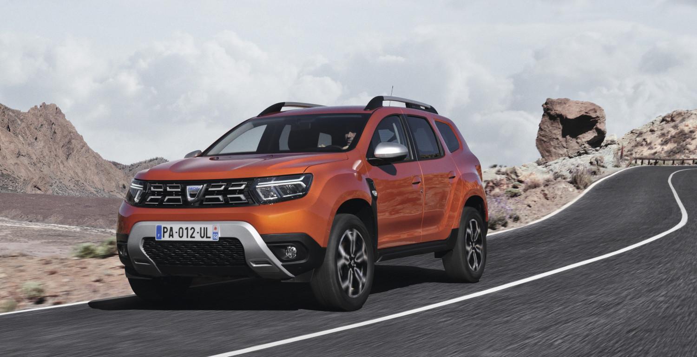 Populära Dacia Duster får ett lyft bild